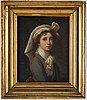 Okänd konstnär, 1800-tal, olja på duk.