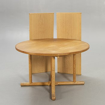 Kurt Østervig, Dining table for Jason Möbler, Denmark.