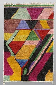 A carpet, Morocco, ca 260 x 165 cm.