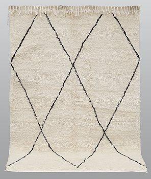 A carpet, Morocco,, ca 300 x 200 cm.