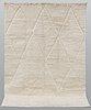 A carpet, morocco, ca 287 x 197 cm.