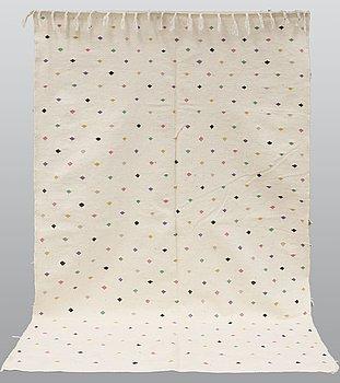 Matta, Marocko Kelim, ca 245 x 151 cm.