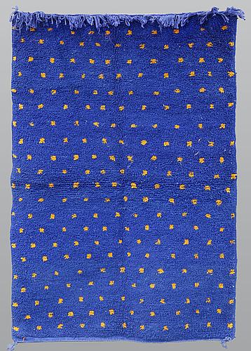 A rug, morocco, ca 162 x 106 cm.