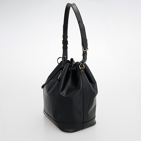Louis vuitton, a epi leather 'noé' bag.