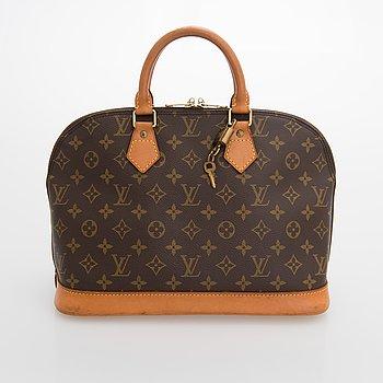 Louis Vuitton, A Monogram Canvas Alma Handbag.