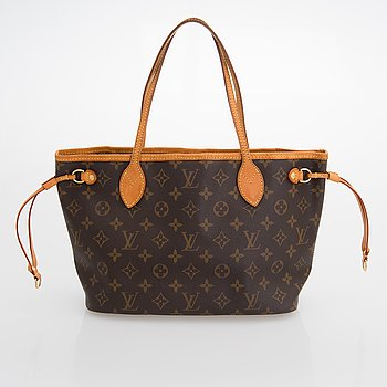 Louis Vuitton, A Monogram 'Neverfull PM' Bag.