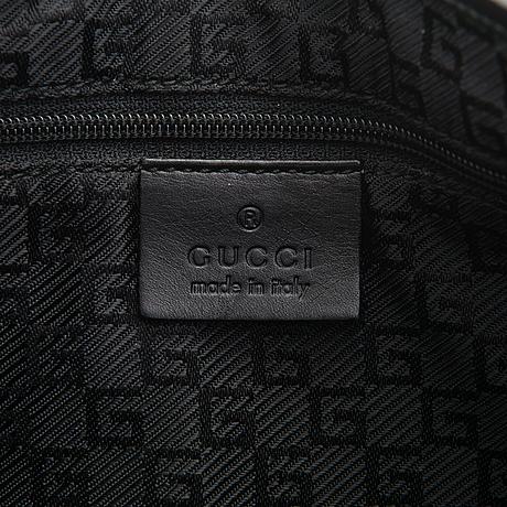 """Gucci, """"bamboo jackie"""", bag."""