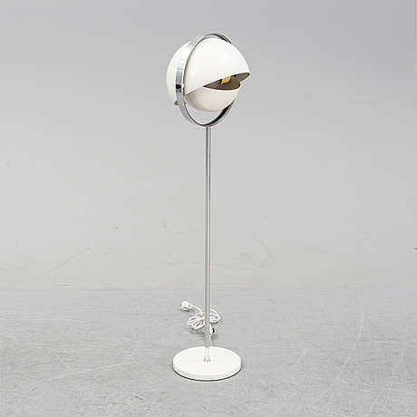 "A floor lamp ""moonlight"" by flemming brylle & preben jacobsen, second half of the 20th century."