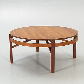 "Kerstin Olby, coffee table, ""Opus"", cherries."