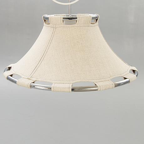"""Golvlampa och taklampa ateljé lyktan, """"anna"""", 1900-talets andra hälft."""