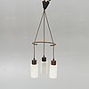 Ceiling lamp, denmark, 1960s.