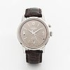 Vulcain, cricket, 50s presidents, wristwatch, 42 mm.