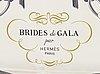 """Hermès, scarf, """"bride de gala""""."""