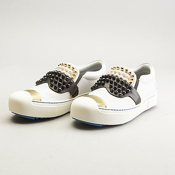 Fendi, Sneakers, Karl Lagerfeldt size 37.5.