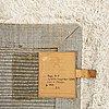 "Gunilla lagerhem ullberg, matta, kasthall, ""fogg"", nr 5, ca 240 x 170 cm."