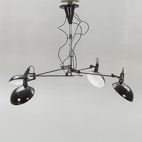 "Gunther lambert, ""switch on"" ceiling light."