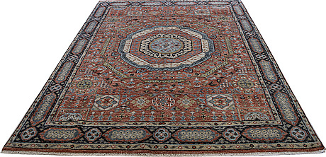 Matta, mamluk design, 305 x 240 cm.