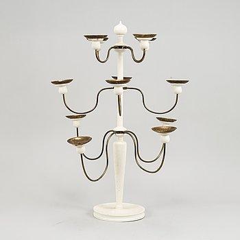 Josef Frank, candelabrum modell B 2586, Firma Svenskt Tenn.