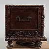 Casonne / kista, renässansstil, sydeuropa, 1800-tal eller äldre.