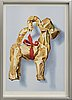 Yrjö edelmann, 2 signed and numbered colour lithographs.