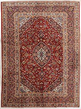 A semiantique Ardekan carpet ca 360 x 260 cm.