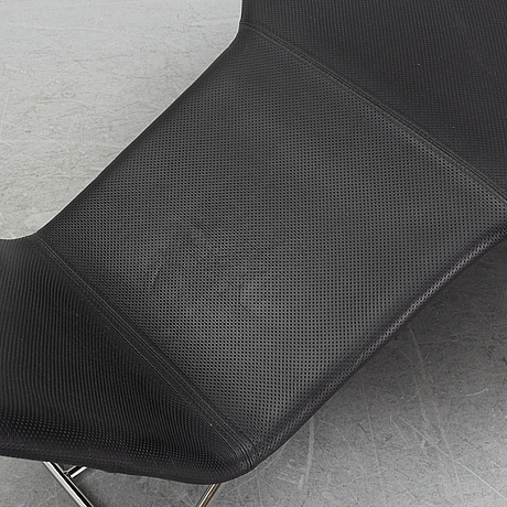 Eero koivisto, a lounge chair 'woob' for offecct.