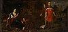 Okänd konstnär, 1700-tal, olja på duk.