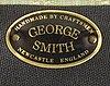 George smith, a 21t century stool.