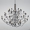 A model 2097-50 ceiling light by gino sarfatti for flos.