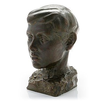 Wäinö Aaltonen, Head of a boy.