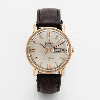 Omega, Constellation, Chronometer, wristwatch, 35 mm.
