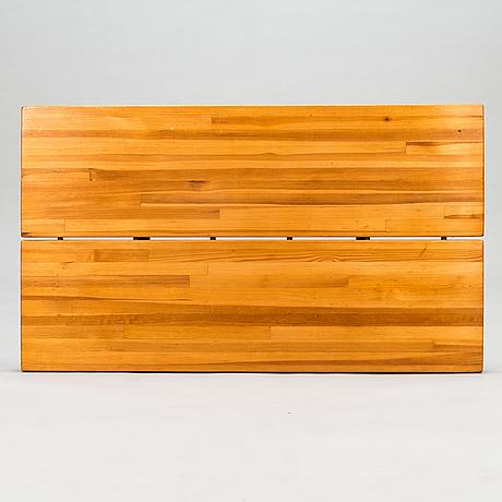 """Ilmari tapiovaara, pöytä, """"pirkka"""", laukaan puu 1960-luku."""
