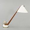 "Hans-agne jakobsson, table lamp, ""b 54"", markaryd, 1950s / 60s."