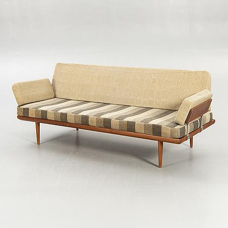 """Peter hvidt & orla mölgaard nielsen, sofa, """"minerva"""", france & son denmark 1950s / 1960s."""