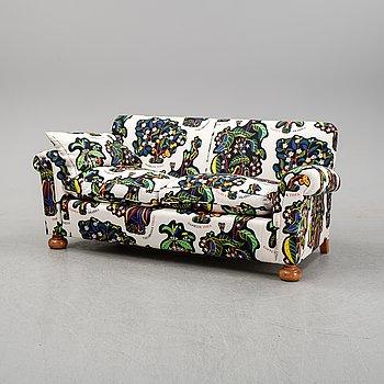 A 20th century sofa.
