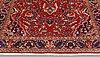 A carpet, hamadan ca 327 x 220 cm.