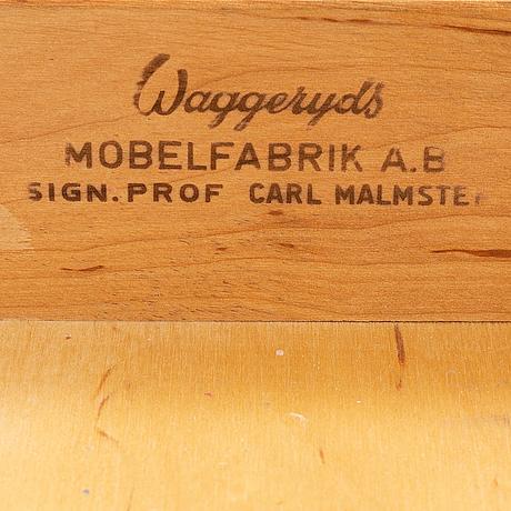 A 'talavid' birch sideboard by carl malmsten for waggeryds.