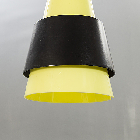 Hans bergström,  ceiling lamp, 50s.