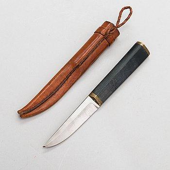 Tapio Wirkkala, A puukko knife for Hackman Finland. Design year 1961.