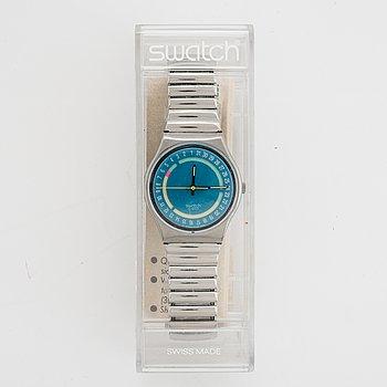 Swatch, Stoplight, wristwatch, 34 mm.