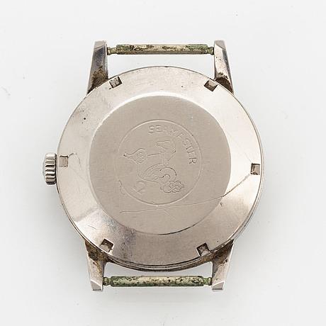 Omega, seamaster 30, armbandsur, 35 mm.