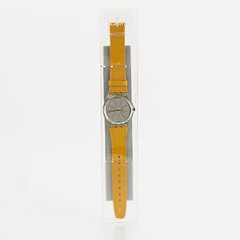 Swatch, Daiquiri, wristwatch, 34 mm.