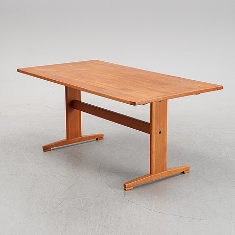 A dining table, ulferts, tibro, second half of the 20th century.