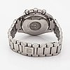 Omega, speedmaster, day-date, armbandsur, 39 mm.