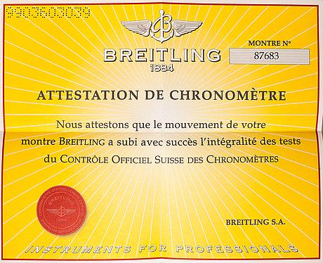 Breitling, aerospace, rannekello, 40 mm.