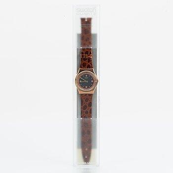Swatch, P.D.G., wristwatch, 34 mm.