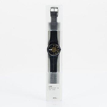 Swatch, Broadcast, armbandsur, 34 mm.