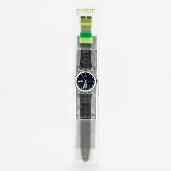 Swatch, Giro, armbandsur, 34 mm.