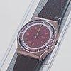 Swatch, bookey's bet, wristwatch, 34 mm.