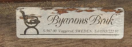 A 5 pcs byarum garden suit.